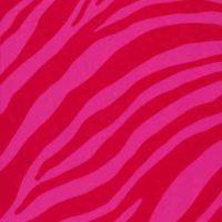 selvklæbende folie i pink zebramønster