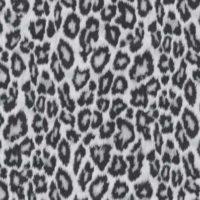 selvklæbende folie i sort og hvid leopardmønster