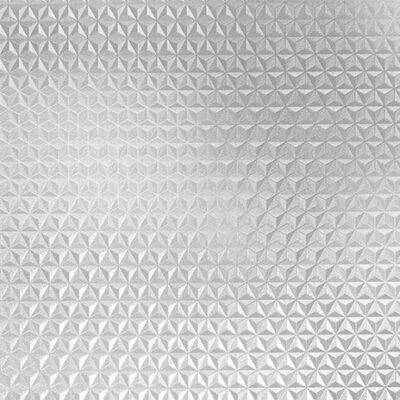 selvklæbende vinduesfolie i kubemønster